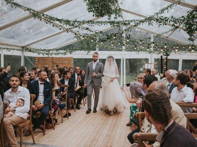 Le mariage de Fabrice et Valeria à Paris, Paris 22