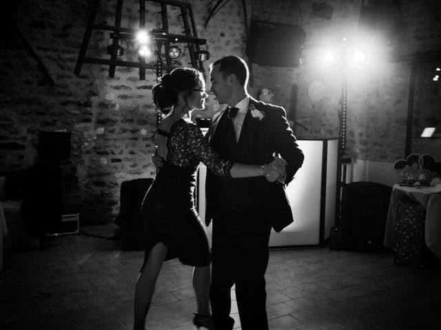 Le mariage de Omar et Léa à Eaubonne, Val-d'Oise 1