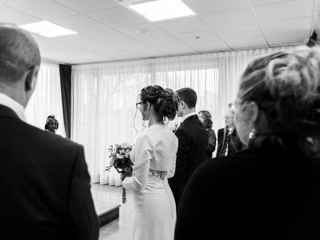 Le mariage de Omar et Léa à Eaubonne, Val-d'Oise 7