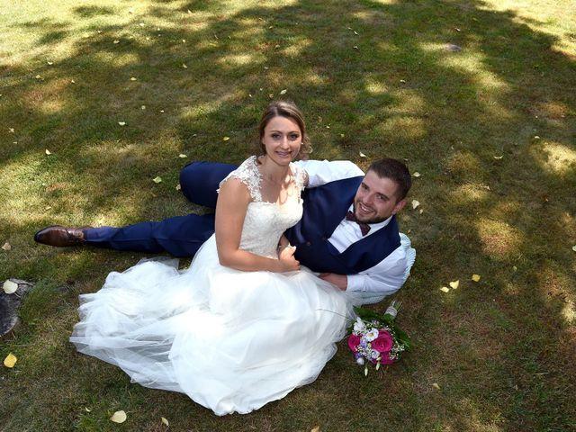 Le mariage de Maryline et Thomas