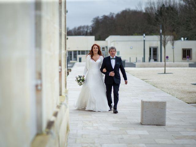 Le mariage de Guillaume et Valentine à Izon, Gironde 3