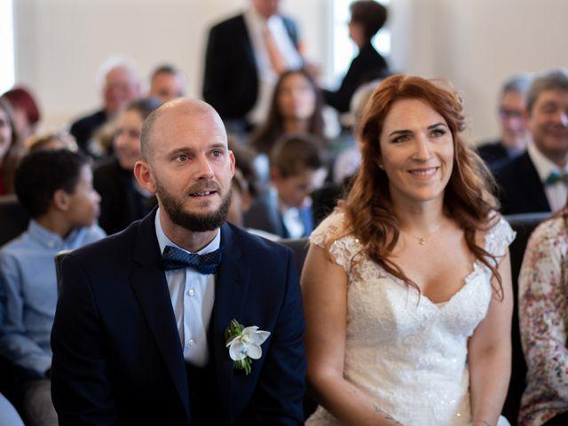 Le mariage de Guillaume et Valentine à Izon, Gironde 5