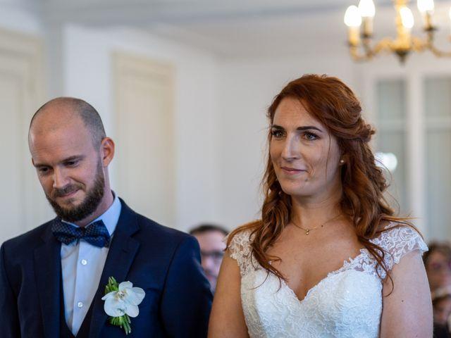 Le mariage de Guillaume et Valentine à Izon, Gironde 6