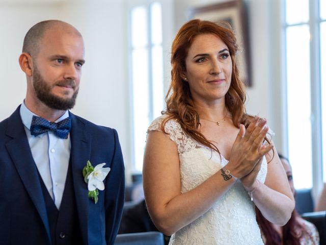 Le mariage de Guillaume et Valentine à Izon, Gironde 7