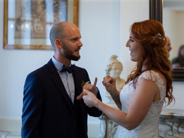 Le mariage de Guillaume et Valentine à Izon, Gironde 9
