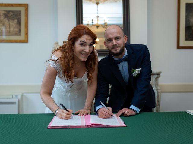 Le mariage de Guillaume et Valentine à Izon, Gironde 10