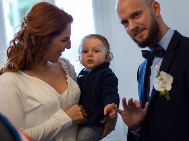 Le mariage de Guillaume et Valentine à Izon, Gironde 11