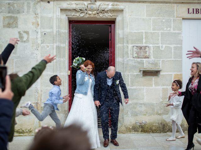 Le mariage de Guillaume et Valentine à Izon, Gironde 17