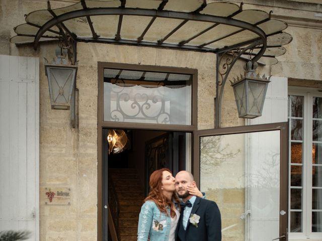 Le mariage de Guillaume et Valentine à Izon, Gironde 27