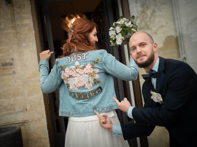 Le mariage de Guillaume et Valentine à Izon, Gironde 28