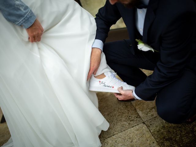 Le mariage de Guillaume et Valentine à Izon, Gironde 30