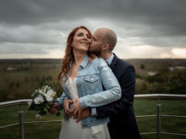 Le mariage de Guillaume et Valentine à Izon, Gironde 34