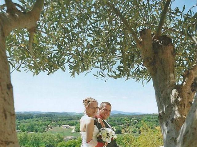 Le mariage de Aurore et Patrice à Cardet, Gard 17