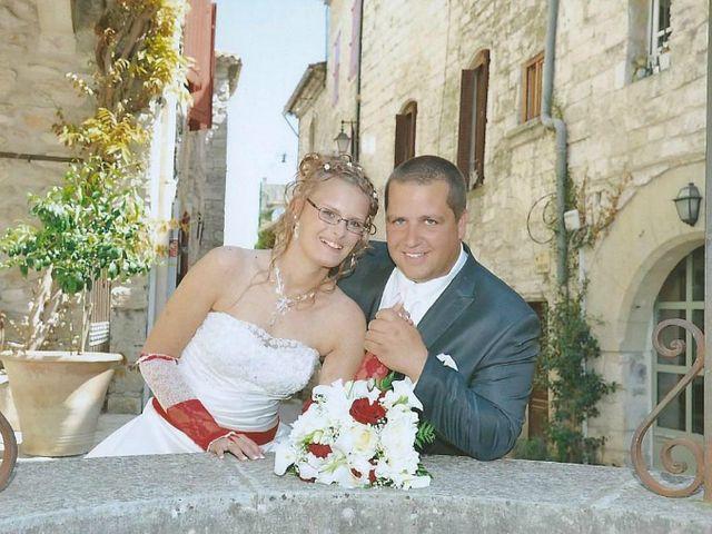 Le mariage de Aurore et Patrice à Cardet, Gard 21
