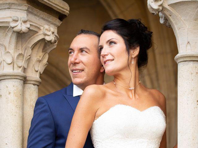 Le mariage de Sébastien et Caroline à Merey, Eure 14