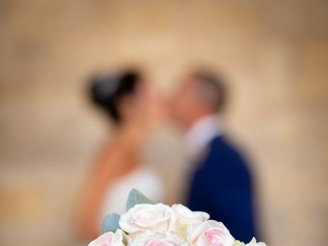 Le mariage de Sébastien et Caroline à Merey, Eure 2