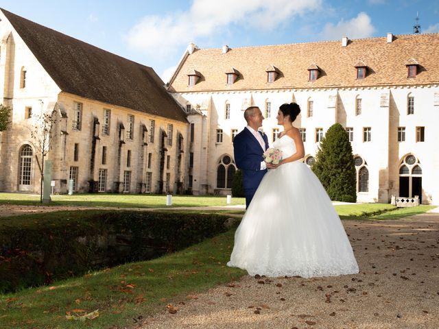 Le mariage de Sébastien et Caroline à Merey, Eure 18