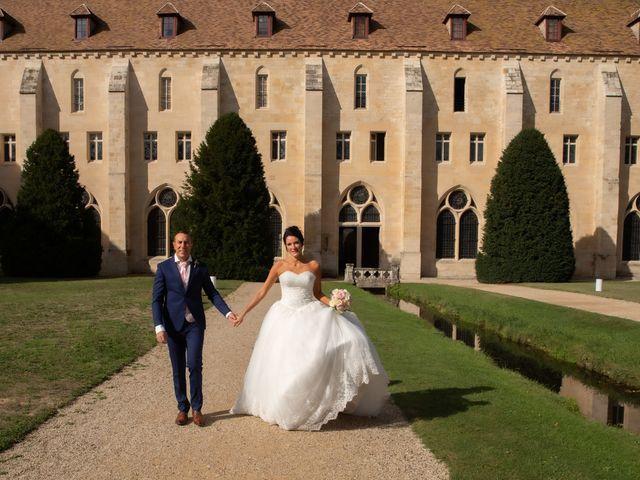 Le mariage de Sébastien et Caroline à Merey, Eure 19