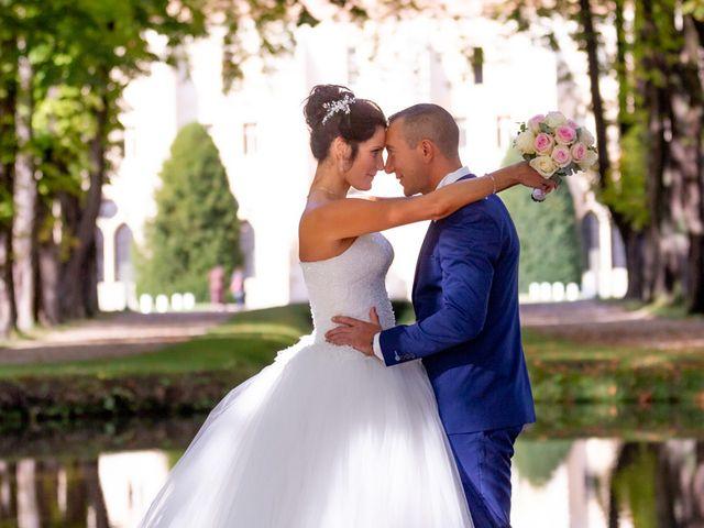 Le mariage de Sébastien et Caroline à Merey, Eure 21