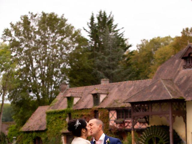 Le mariage de Sébastien et Caroline à Merey, Eure 24