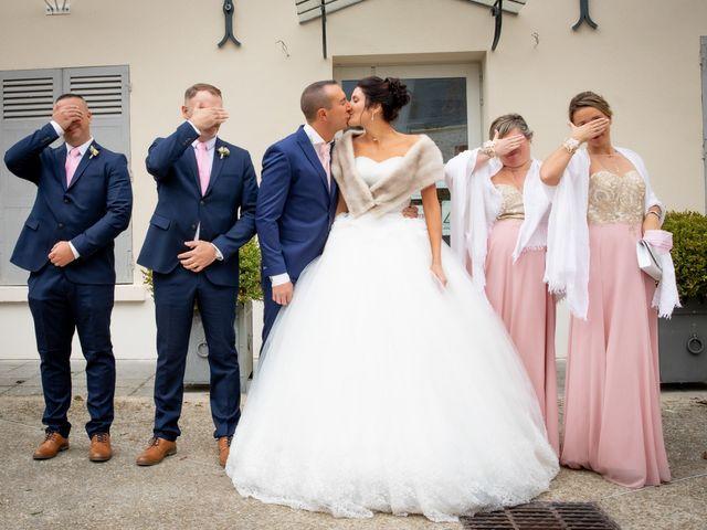 Le mariage de Sébastien et Caroline à Merey, Eure 26