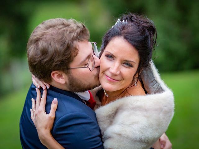 Le mariage de Sébastien et Caroline à Merey, Eure 30