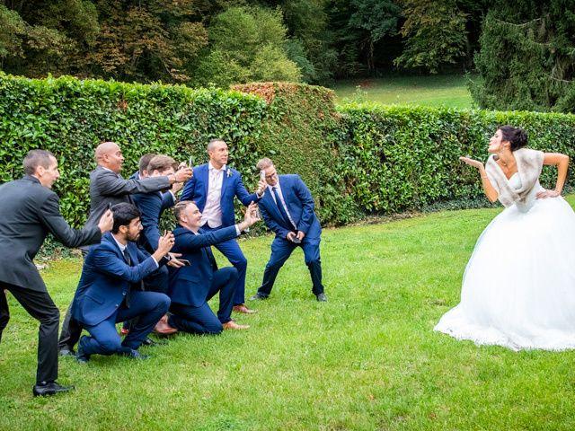 Le mariage de Sébastien et Caroline à Merey, Eure 32