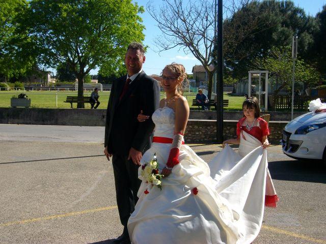 Le mariage de Aurore et Patrice à Cardet, Gard 4