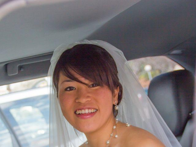Le mariage de Jérôme et Saeko à Marseille, Bouches-du-Rhône 8