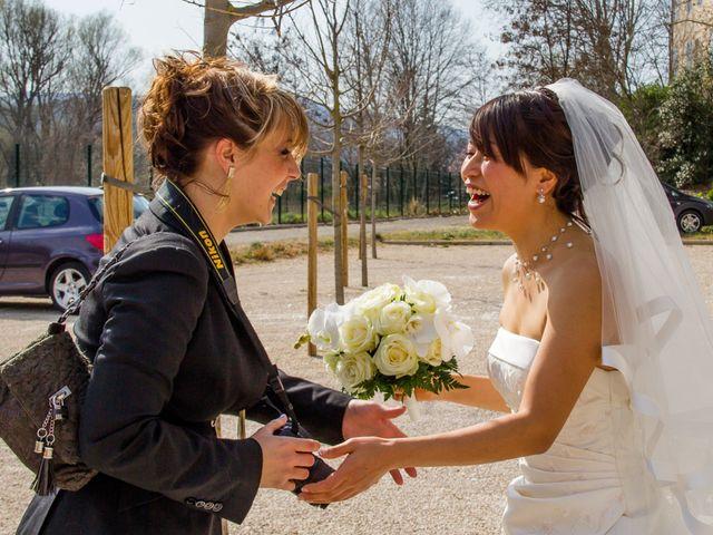 Le mariage de Jérôme et Saeko à Marseille, Bouches-du-Rhône 10