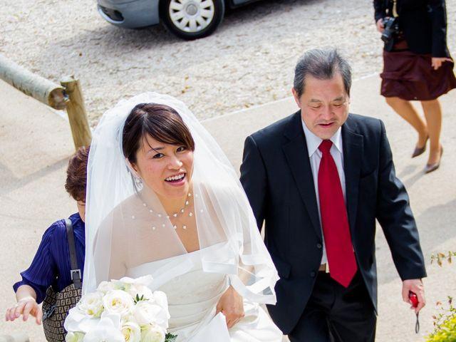 Le mariage de Jérôme et Saeko à Marseille, Bouches-du-Rhône 11