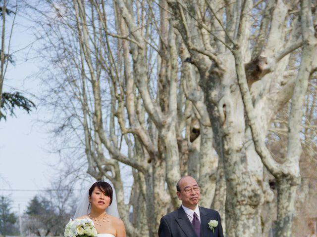 Le mariage de Jérôme et Saeko à Marseille, Bouches-du-Rhône 14
