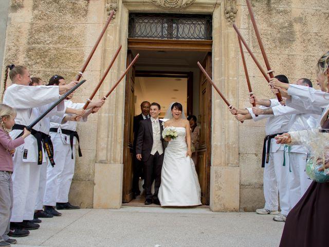 Le mariage de Jérôme et Saeko à Marseille, Bouches-du-Rhône 21