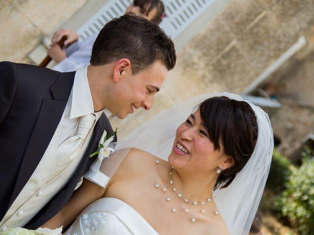 Le mariage de Jérôme et Saeko à Marseille, Bouches-du-Rhône 22