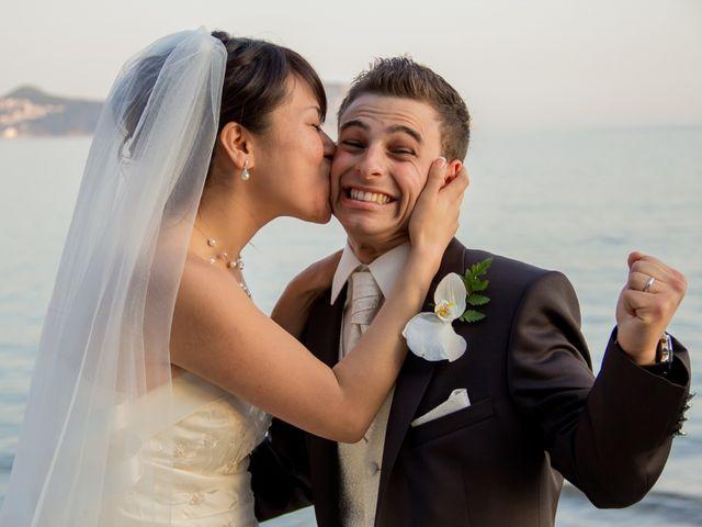 Le mariage de Jérôme et Saeko à Marseille, Bouches-du-Rhône 29