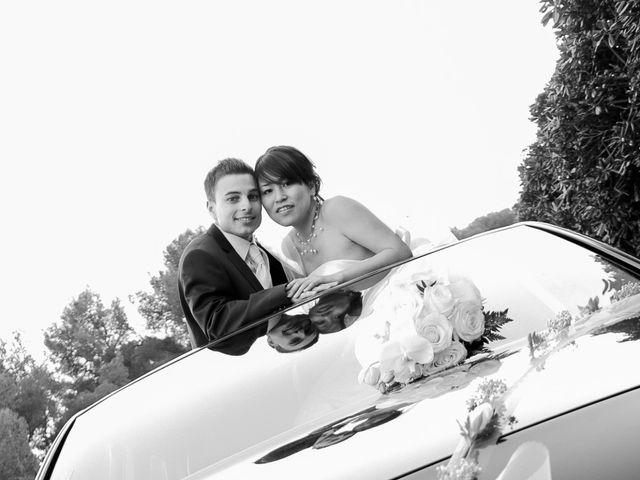 Le mariage de Jérôme et Saeko à Marseille, Bouches-du-Rhône 31