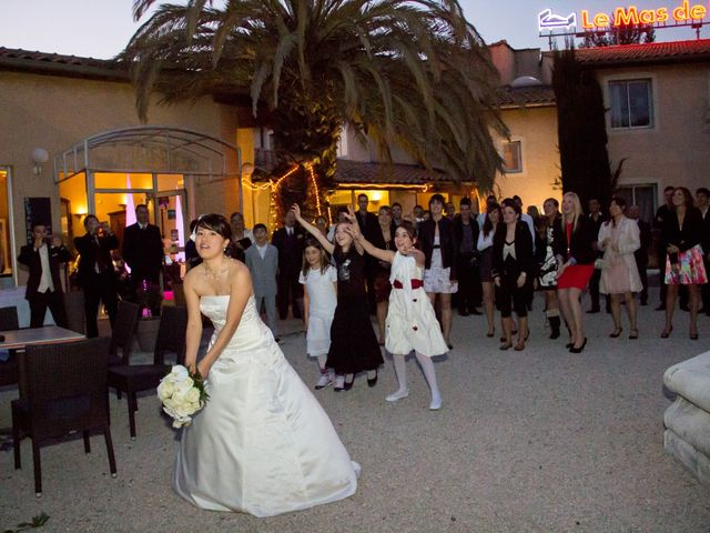 Le mariage de Jérôme et Saeko à Marseille, Bouches-du-Rhône 37