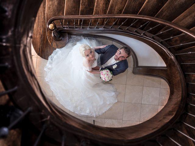 Le mariage de Jean et Marina à Landemont, Maine et Loire 1