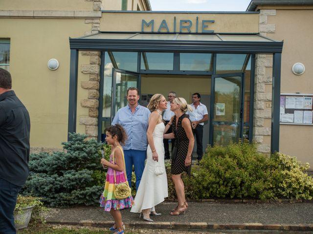 Le mariage de Frédéric et Aude à Tannois, Meuse 2