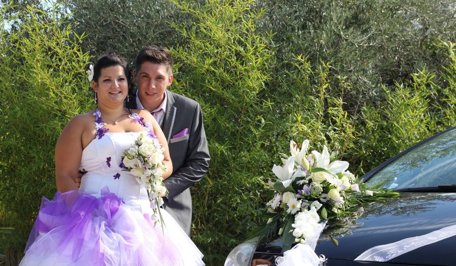 Le mariage de Romain et Aurore à Marguerittes, Gard