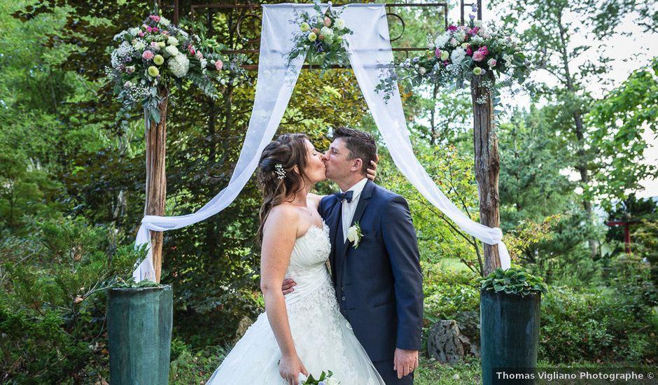 Le mariage de Vincent et Magali à Marigny-Saint-Marcel, Haute-Savoie