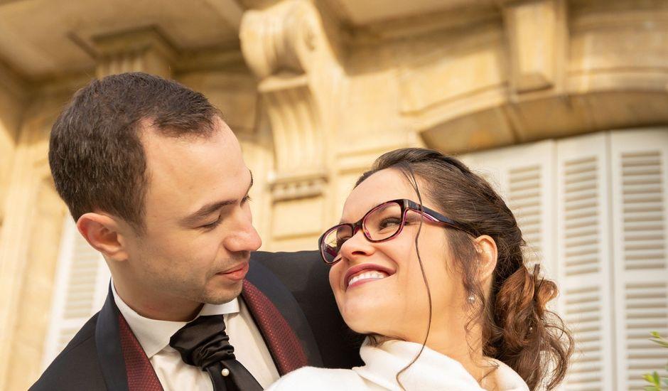 Le mariage de Omar et Léa à Eaubonne, Val-d'Oise