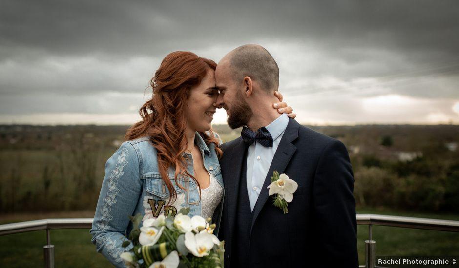 Le mariage de Guillaume et Valentine à Izon, Gironde