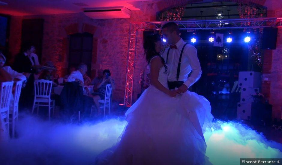 Le mariage de Pierre et Mathilde à Jujurieux, Ain
