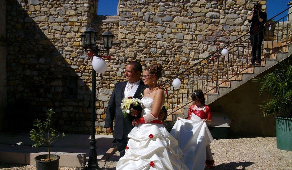 Le mariage de Aurore et Patrice à Cardet, Gard
