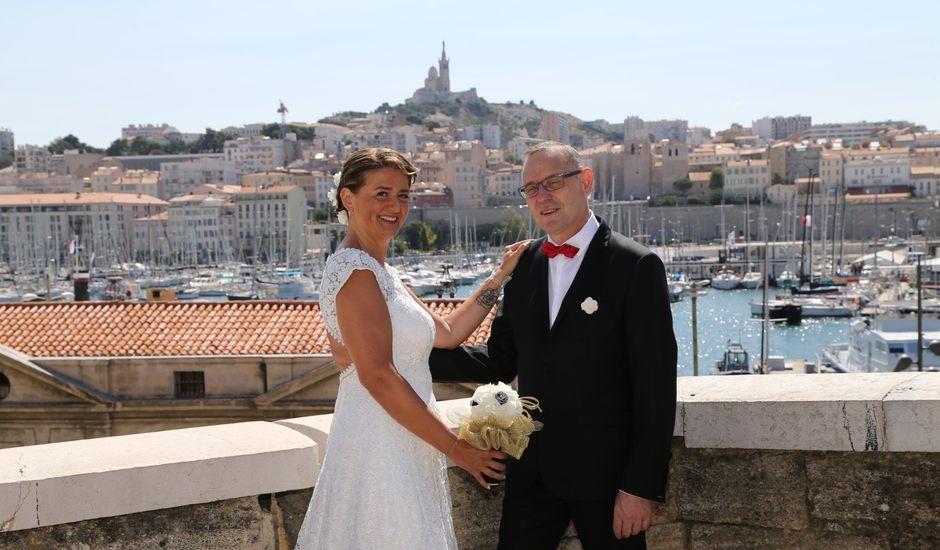 Le mariage de Pascal et Véronique à Marseille, Bouches-du-Rhône