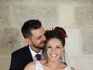 Le mariage de Teddy et Mylène 1