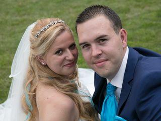 Le mariage de Benoît et Amélie