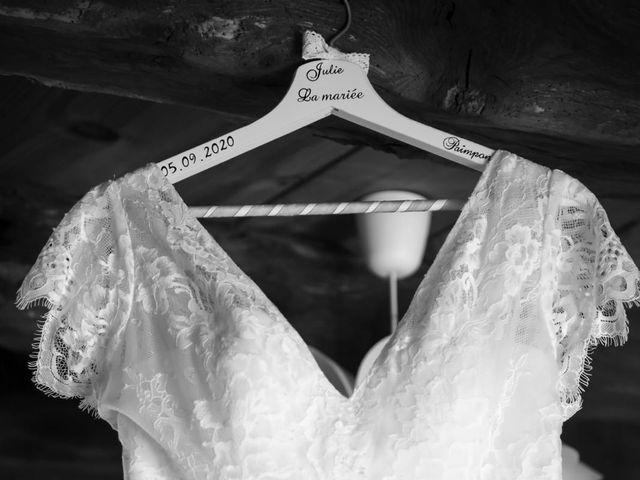 Le mariage de Kaëlig et Julie à Paimpont, Ille et Vilaine 14