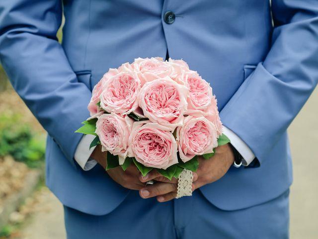 Le mariage de Kaëlig et Julie à Paimpont, Ille et Vilaine 41